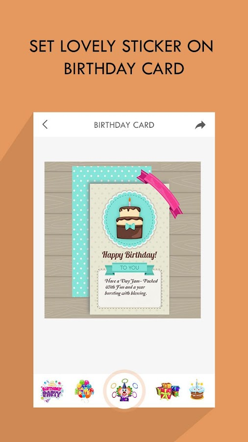 Birthday Greeting Card Android Apps on Google Play – Birthday Card Font