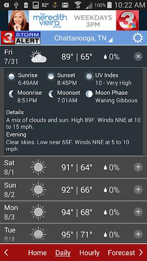 玩免費天氣APP|下載WRCB Radar app不用錢|硬是要APP