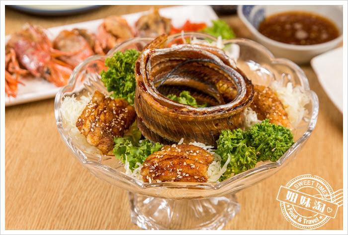 大手町日本料理無菜單料理白龍浦燒