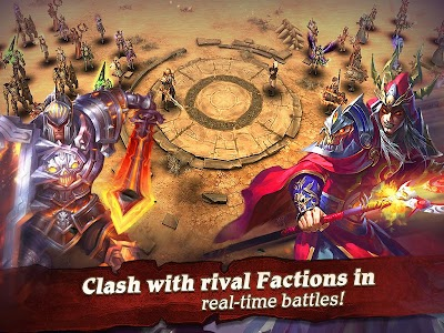 Clash for Dawn: Guild War v1.4.5 (Mod)