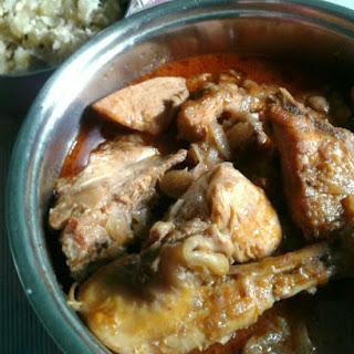 Indian Chicken Kadai Masala