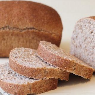 Whole Wheat Bread {and Wheat Tortillas} Recipe
