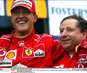 """""""Michael Schumacher verslaan was moeilijker dan Lewis Hamilton verslaan"""" vindt Fernando Alonso"""