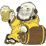 Logo of Lazy Monk Brown IPA