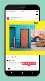 Mood Board Maker for Instagram : PanoSlice apk free download