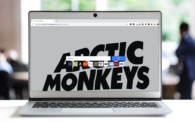 Arctic Monkeys Search