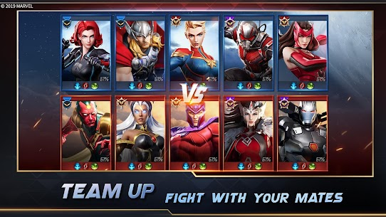 MARVEL Super War MOD (Unlimited Money) 5