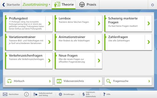 Fahren Lernen - Your driver's license training screenshot 13
