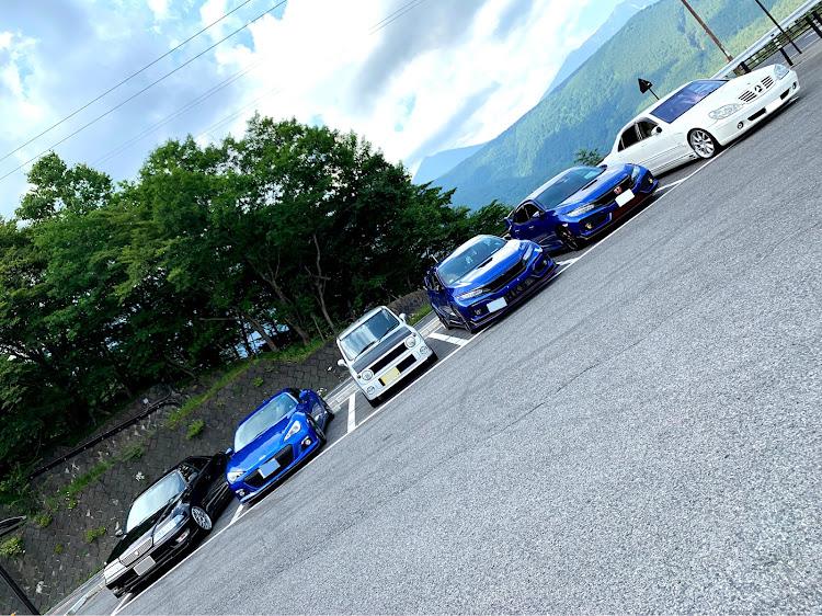 マークII JZX100のSSS(saitama street stage),weeeekday street,日光いろは坂,霧降高原,半月山に関するカスタム&メンテナンスの投稿画像5枚目