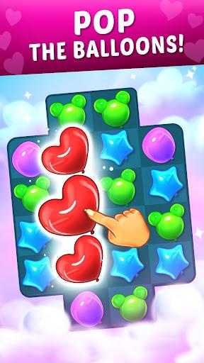Balloon Paradise - Free Match 3 Puzzle Game screenshots 1