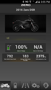 Zero Motorcycles Screenshot 1