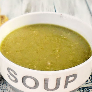 Split Pea Soup with Ground Beef (Slow Cooker).
