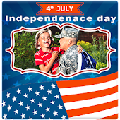 Independence Day Photo Frames