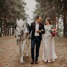 Wedding photographer Roman Yuklyaevskiy (yuklyaevsky). Photo of 19.01.2018