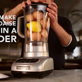How to Make Hollandaise in a Blender Recipe