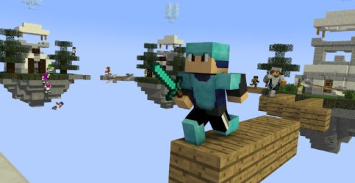 Bedwars Skywars Maps For Mcpe Apps On Google Play