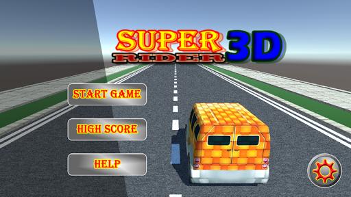 Super Rider 3D