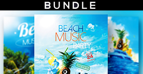 A4 Church Flyers Bundle