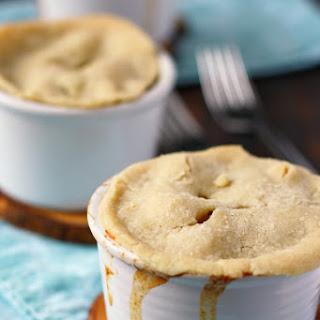 Individual Vegan Pot Pies.