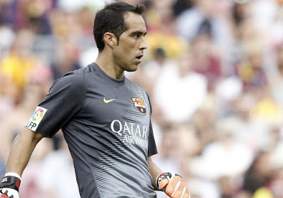 Claudio Bravo a envie de jouer la Champions League
