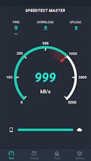 Net Bandwidth SpeedTest Master screenshot 10