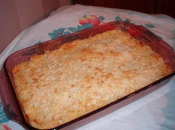 Shredded Baked Potatoes
