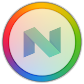 Nougat Launcher: Pixel UI for KitKat &Lollipop