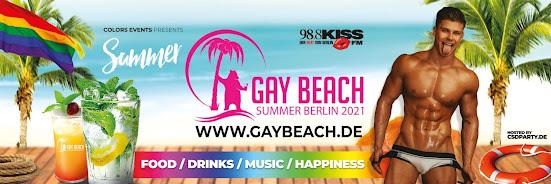 GAY BEACH SUMMER - OPEN AIR