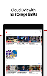 YouTube TV – Watch & Record Live TV Apk 9