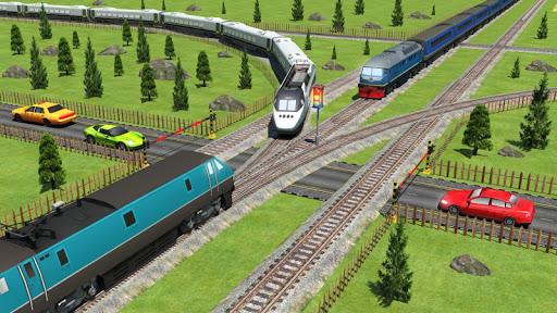 Train Driving Free  -Train Games apkpoly screenshots 5