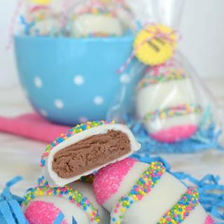 Nutella Cream Eggs.