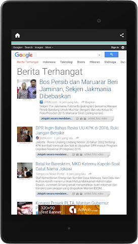 android News Indonesia Screenshot 10