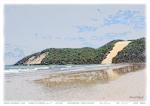 "Photo: Bruno Steinbach. ""Morro do Careca, opus II"". Infogravura/papel couchê, 29,7 x 42 cm. 13 out 2015. Natal, RN, Brasil. Edição: 200 cópias (assinadas e numeradas)  Artist Sites:  http://brunosteinbach.wordpress.com/  http://www.brunosteinbach.blogspot.com/  https://www.google.com/+BrunoSteinbachSilva  https://www.facebook.com/brunosteinbachsilva  https://www.facebook.com/atelierbrunosteinbach  http://www.facebook.com/brunosteinbachgallery/  https://twitter.com/bruno_steinbach  mailto:brunosteinbachsilva@gmail.com"