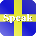 Speak Swedish Free icon