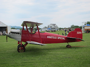 Photo: EAA240 Fly-Out to Grimes - June 2012