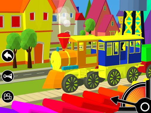 3 D グッズ鉄道ゲーム
