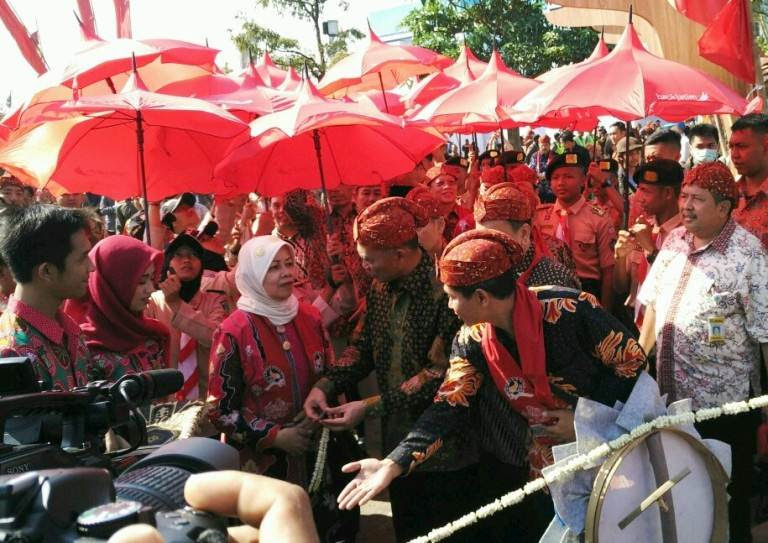 Pekan Budaya Di Kabupaten Kediri