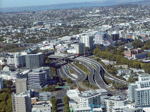 Photo: Auckland has over one fourth of New Zealand's four million residents.