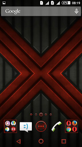 X Red Reloaded XZ Theme
