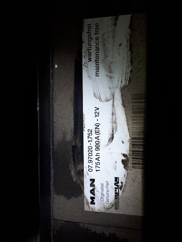 Picture of a PALFINGER WT 450 / MAN TGM 18.280 4X2 BB