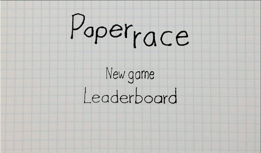 Paper race: The rush hour game