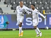 Knowledge Musona remercie Anderlecht et Eupen