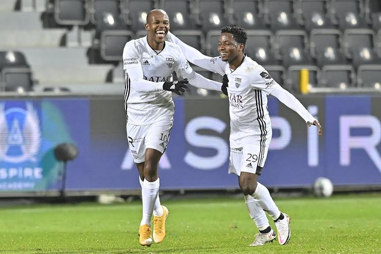 """Knowledge Musona lijkt niet te willen terugkeren naar Anderlecht: """"Het is beter om in Eupen te zijn dan ergens waar je niet welkom bent"""""""