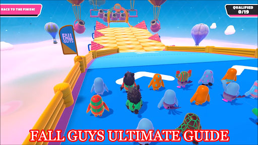 Fall Guys Ultimate Knockout Game Guide  screenshots 3