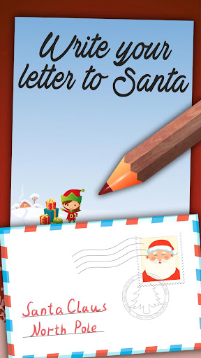 Foto do Write a letter to Santa Claus - Gift list
