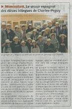 Photo: 2014-03-14 CO Le séjour espagnol des élèves bilingues de Charles Péguy