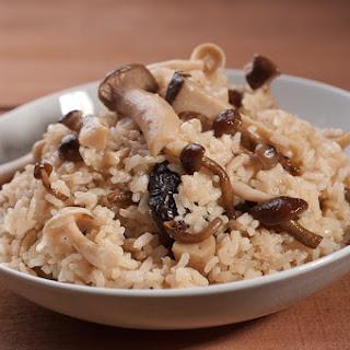 Kinoko Gohan (Japanese Mushroom Rice)