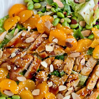 Teriyaki Chicken Salad (Red Robin Copycat) Recipe