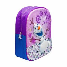 Ghiozdan 3D Olaf pentru copii