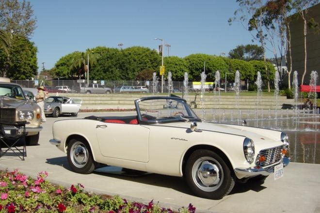 1965 Honda Hire CA